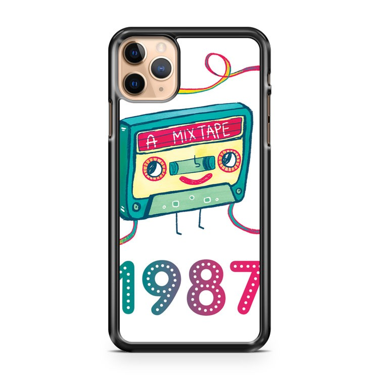 1987 Year iPhone 11 Pro Max Case Cover | CaseSupplyUSA