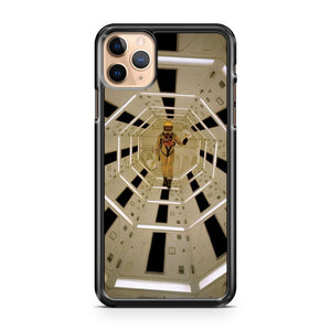 2001 A Space Odyssey Hallway iPhone 11 Pro Max Case Cover | CaseSupplyUSA