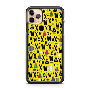 A A Y ix iv iPhone 11 Pro Max Case Cover | CaseSupplyUSA