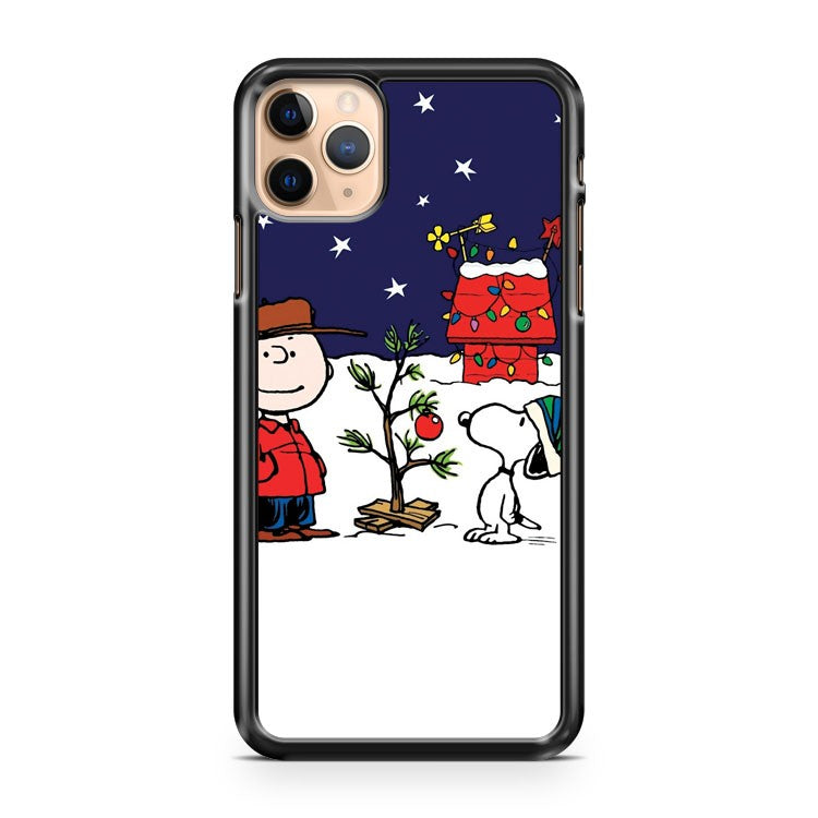 A Charlie Brown Christmas iPhone 11 Pro Max Case Cover | CaseSupplyUSA