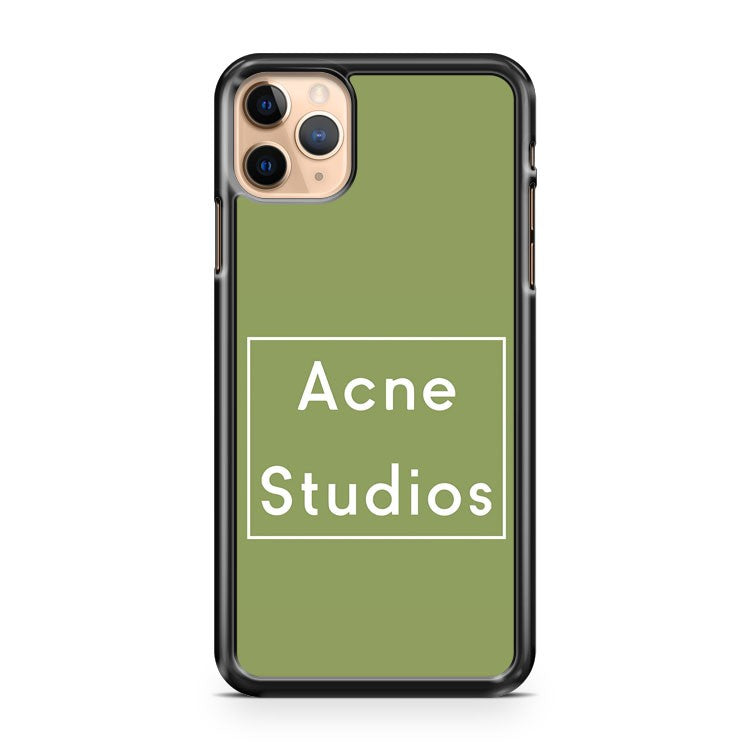 Acne Studio iPhone 11 Pro Max Case Cover | CaseSupplyUSA