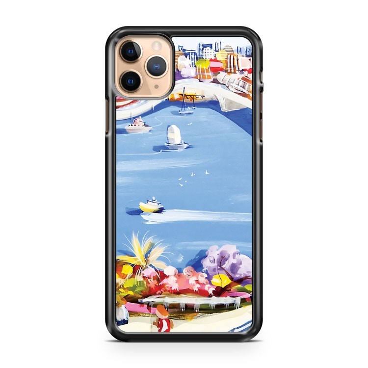 Across the blue iPhone 11 Pro Max Case Cover | CaseSupplyUSA