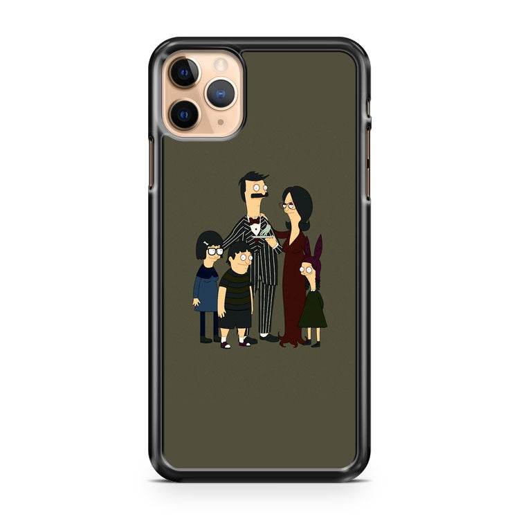 Addams Family Burgers iPhone 11 Pro Max Case Cover | CaseSupplyUSA