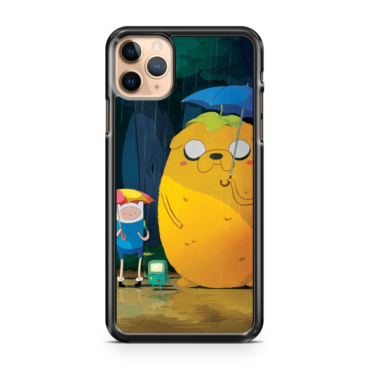 adventure time totoro iPhone 11 Pro Max Case Cover | CaseSupplyUSA