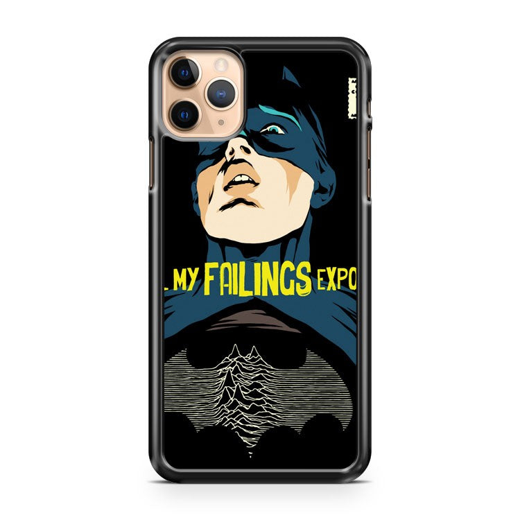 All My Failings Exposed iPhone 11 Pro Max Case Cover | CaseSupplyUSA