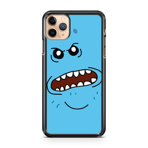 Angry Mr Meeseeks iPhone 11 Pro Max Case Cover | CaseSupplyUSA