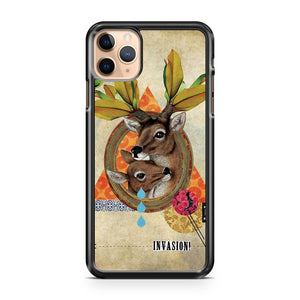 Animal Collection Oh Deer iPhone 11 Pro Max Case Cover | CaseSupplyUSA