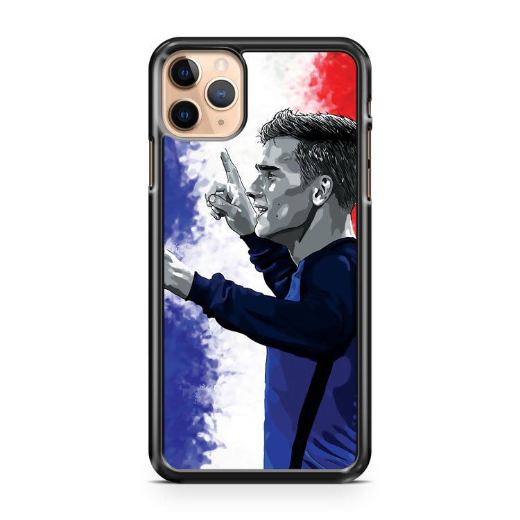 Antoine Griezmann France iPhone 11 Pro Max Case Cover | CaseSupplyUSA