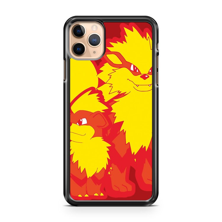 Arcanine Design iPhone 11 Pro Max Case Cover | CaseSupplyUSA