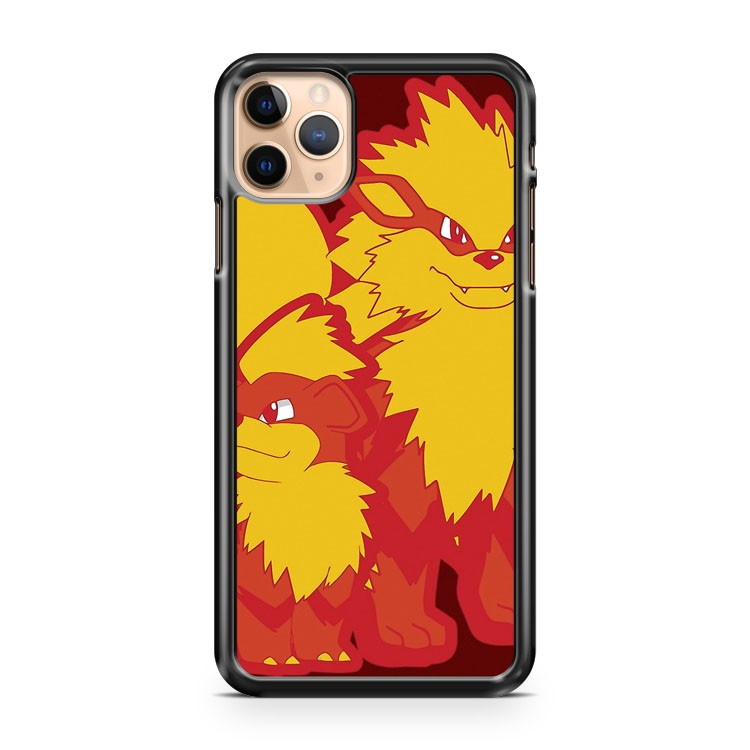 Arcanine Design 2 iPhone 11 Pro Max Case Cover | CaseSupplyUSA