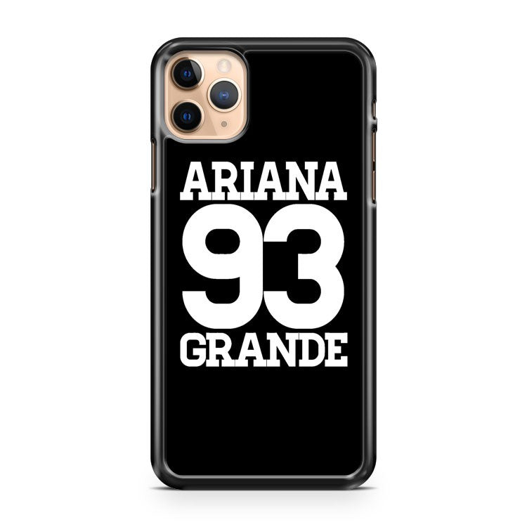 ariana grande 93 number iPhone 11 Pro Max Case Cover | CaseSupplyUSA