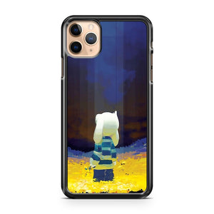 Asriel Undertale iPhone 11 Pro Max Case Cover | CaseSupplyUSA