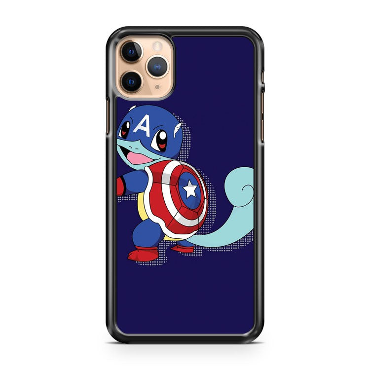 CaptainSquirtle iPhone 11 Pro Max Case Cover | CaseSupplyUSA