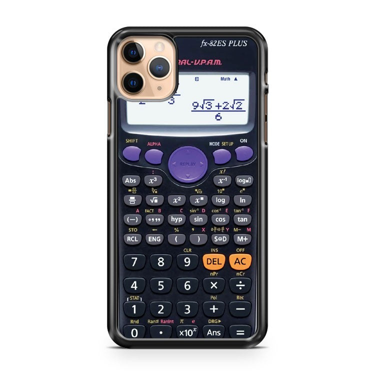 Casio Merchandise iPhone 11 Pro Max Case Cover | CaseSupplyUSA
