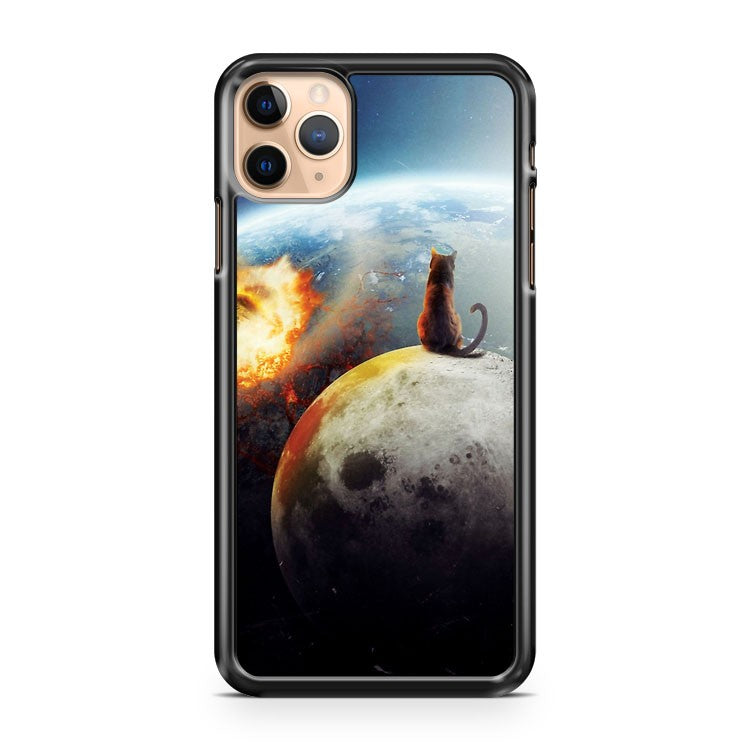 Cat Victory iPhone 11 Pro Max Case Cover | CaseSupplyUSA