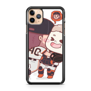 Catcher Hugs iPhone 11 Pro Max Case Cover | CaseSupplyUSA