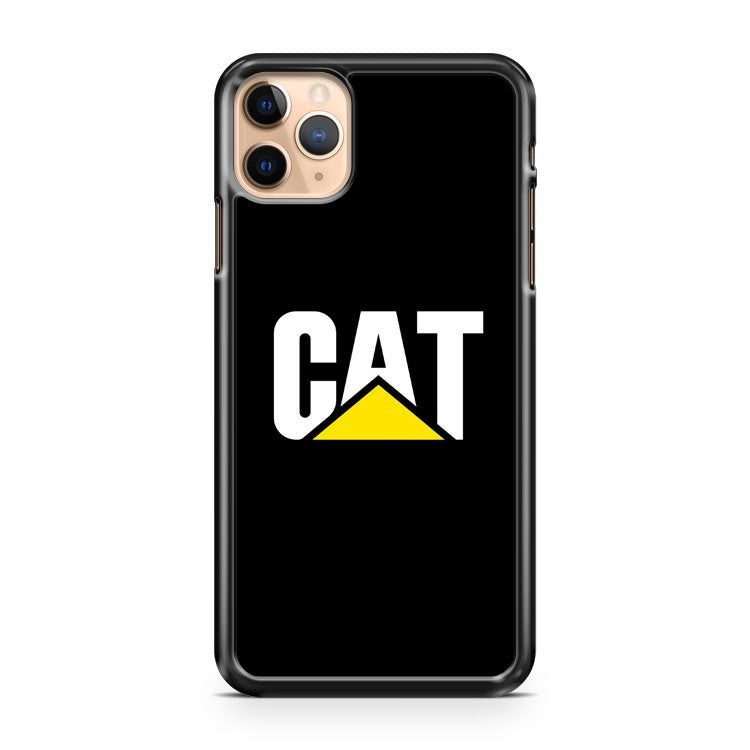 Caterpillar logo iPhone 11 Pro Max Case Cover | CaseSupplyUSA