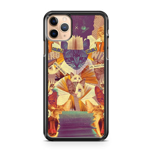 Cats n Books n Books n Cats iPhone 11 Pro Max Case Cover | CaseSupplyUSA