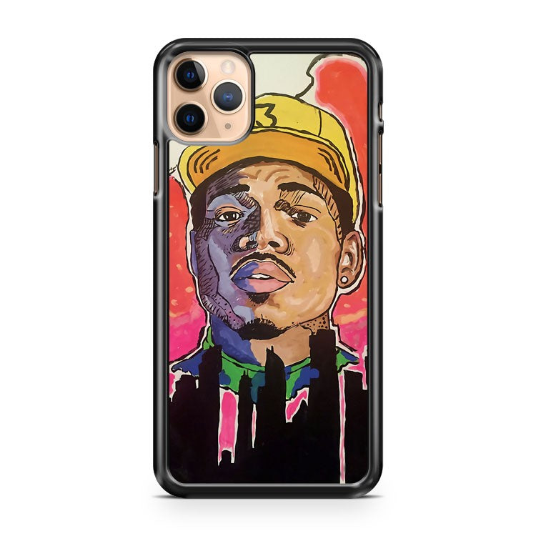 Chance 3 Coloring Book iPhone 11 Pro Max Case Cover | CaseSupplyUSA
