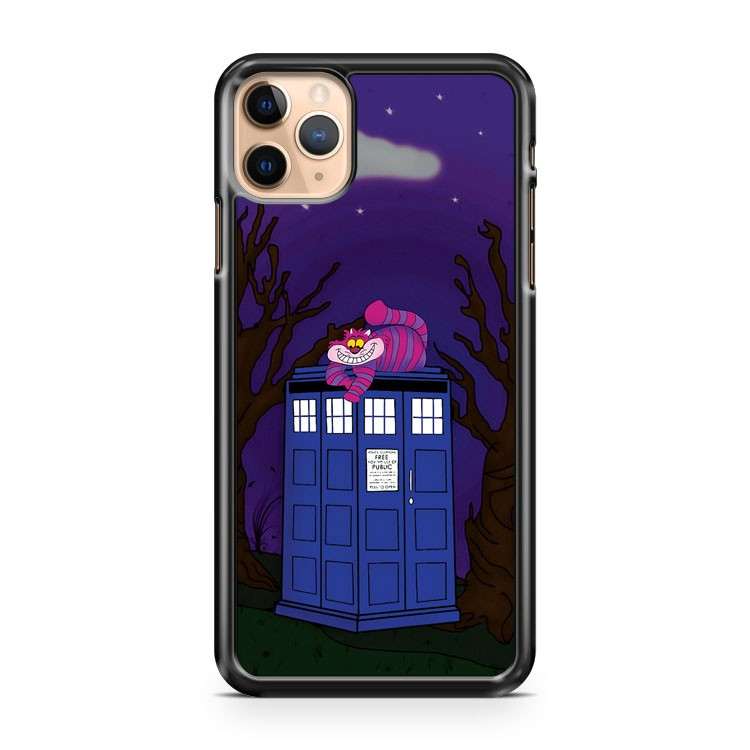 Cheshire of time and space iPhone 11 Pro Max Case Cover | CaseSupplyUSA