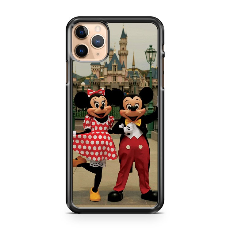 Mickey And Minnie iPhone 11 Pro Max Case Cover