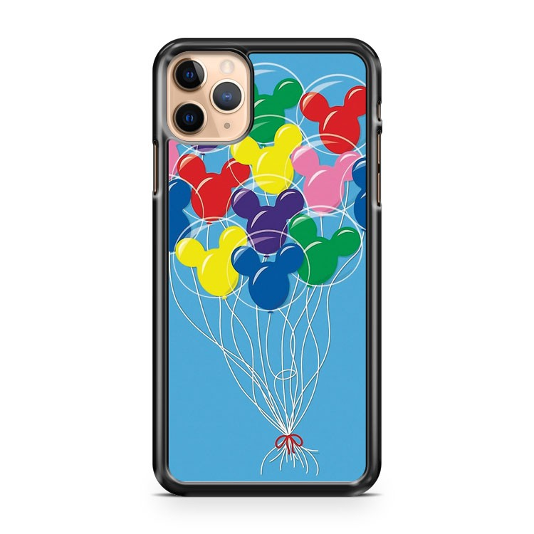 Mickey Balloons 2 iPhone 11 Pro Max Case Cover
