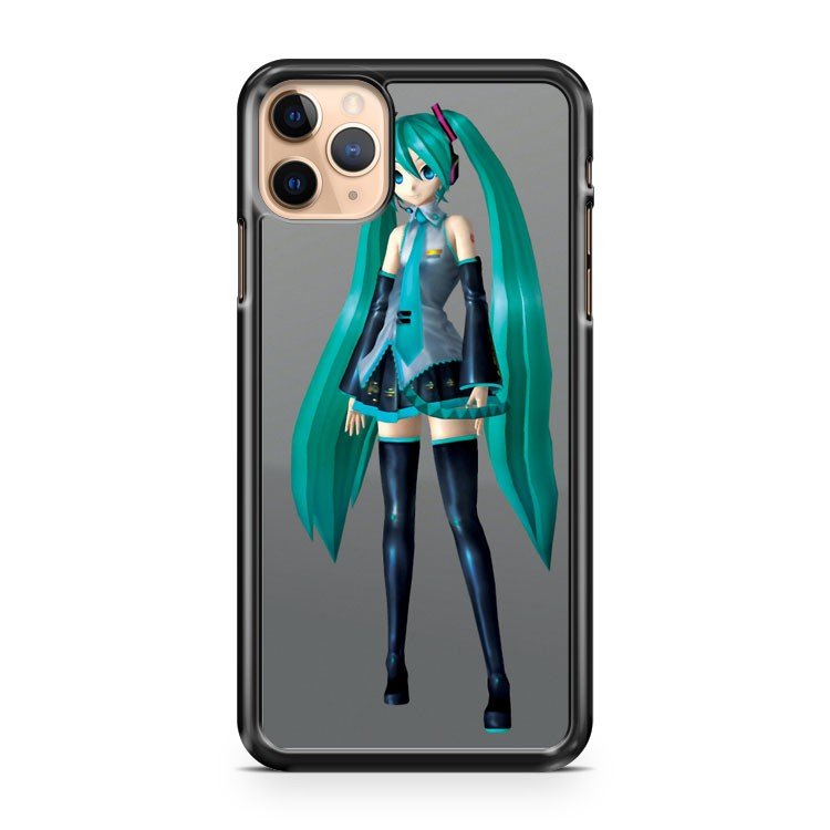 Miku Hatsune Render iPhone 11 Pro Max Case Cover