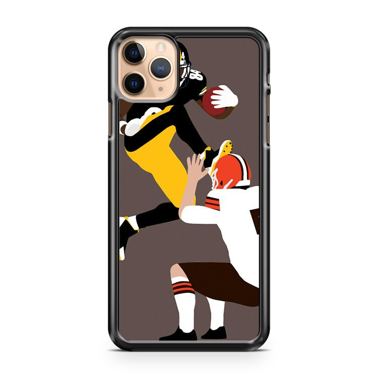 Minimalist Antonio Brown iPhone 11 Pro Max Case Cover