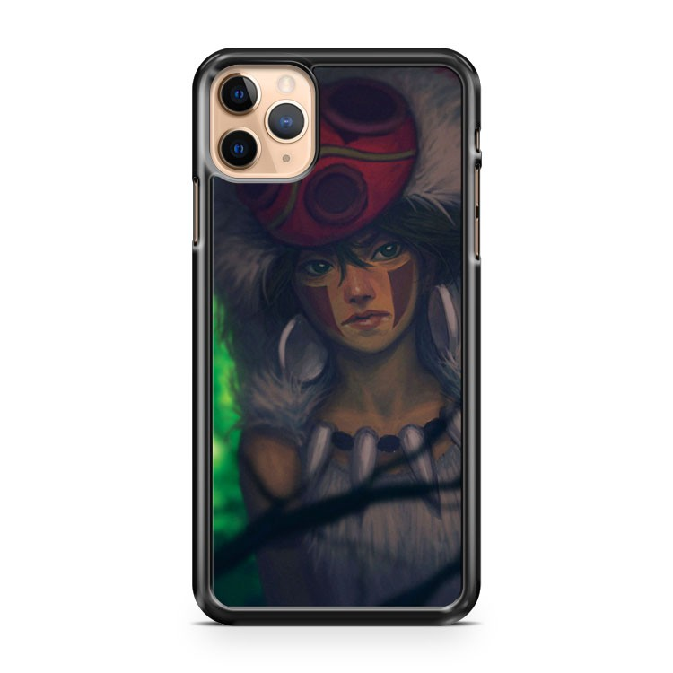Mononoke Hime iPhone 11 Pro Max Case Cover