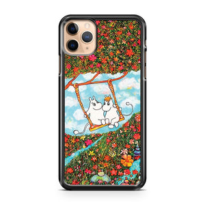 Moomin Fun iPhone 11 Pro Max Case Cover