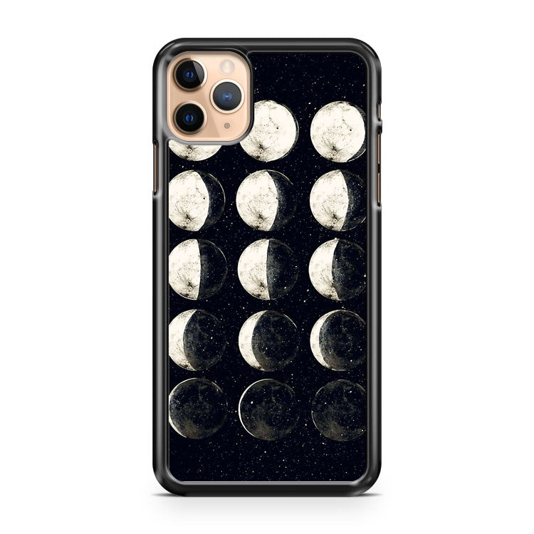 Moon Cycle iPhone 11 Pro Max Case Cover