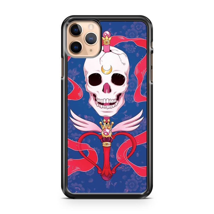 Moon Skull iPhone 11 Pro Max Case Cover
