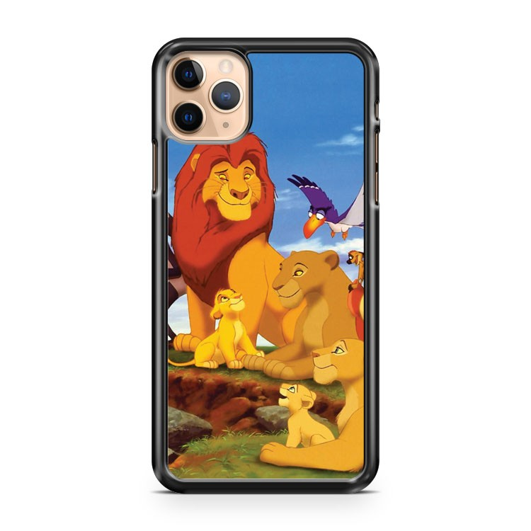 Mufasa s Pride Lion King iPhone 11 Pro Max Case Cover