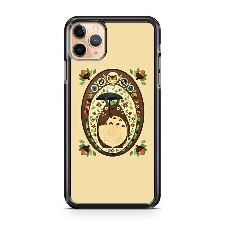 My Neighbour Totoro 3 iPhone 11 Pro Max Case Cover