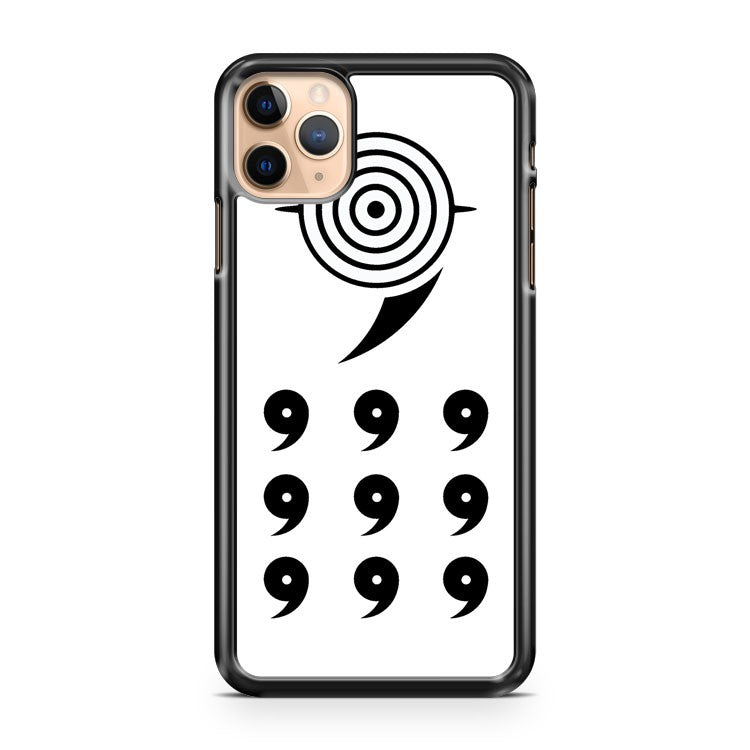 NARUTO Obito of Six Paths iPhone 11 Pro Max Case Cover