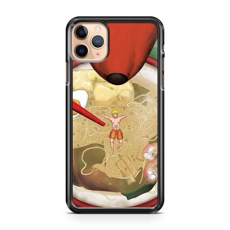 Naruto Ramen iPhone 11 Pro Max Case Cover