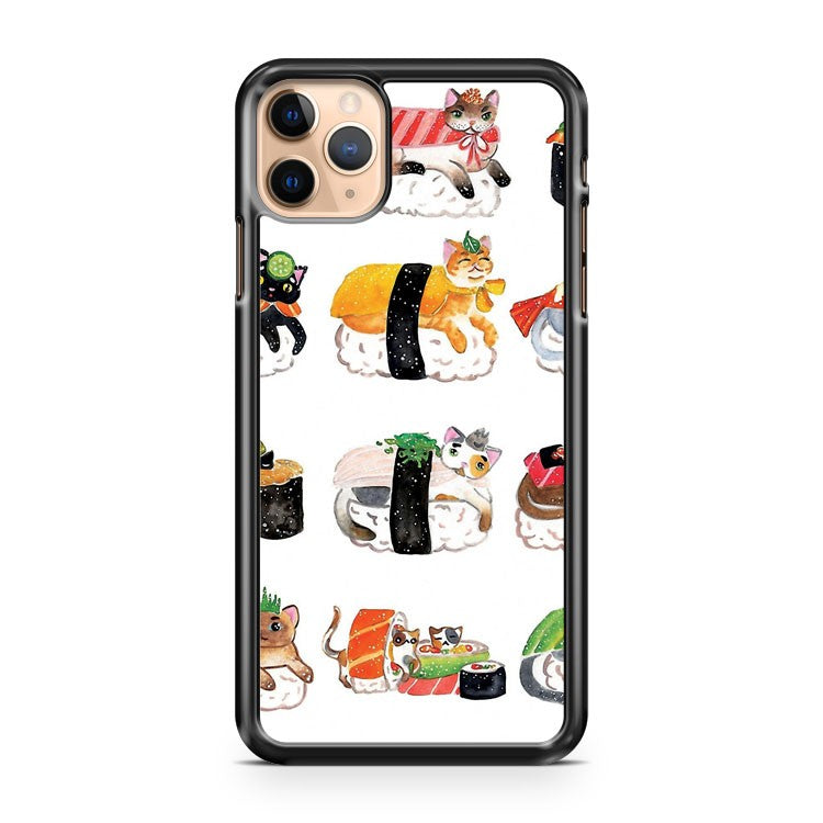Nekozushi iPhone 11 Pro Max Case Cover