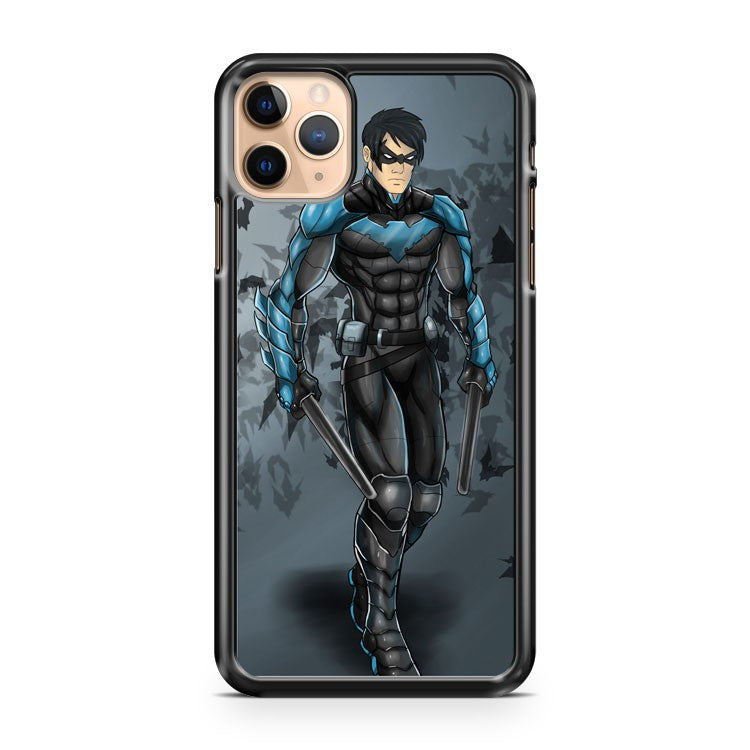 Nightwing Blue iPhone 11 Pro Max Case Cover