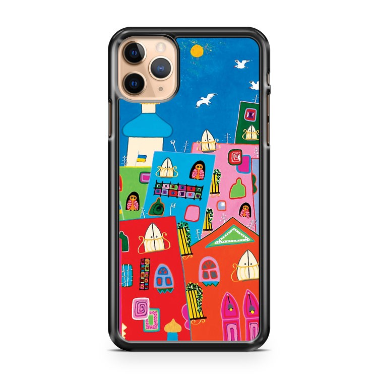 Return to Kiev iPhone 11 Pro Max Case Cover