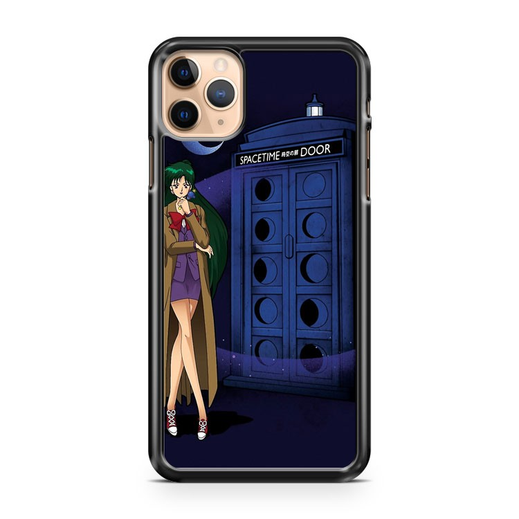 Sailor Time Lord Tardis iPhone 11 Pro Max Case Cover