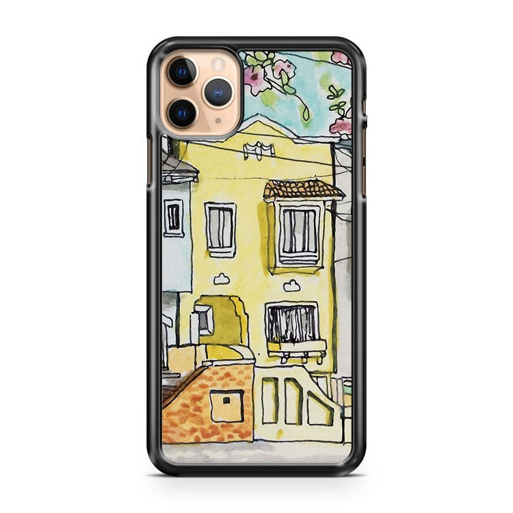 San Francisco Houses iPhone 11 Pro Max Case Cover