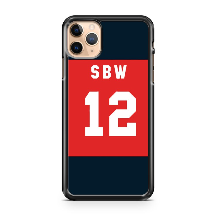 SBW Sonny Bill Williams iPhone 11 Pro Max Case Cover
