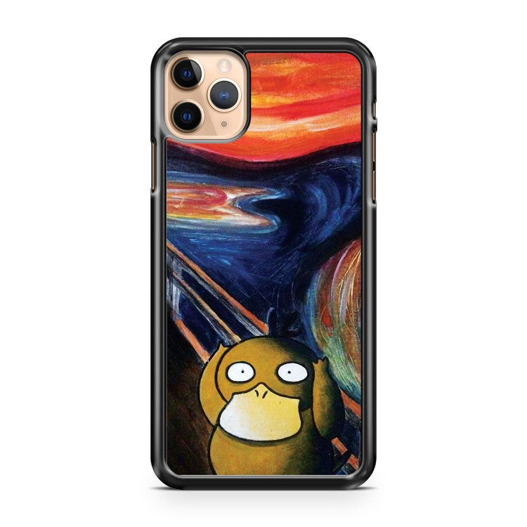 Scream Psyduck iPhone 11 Pro Max Case Cover