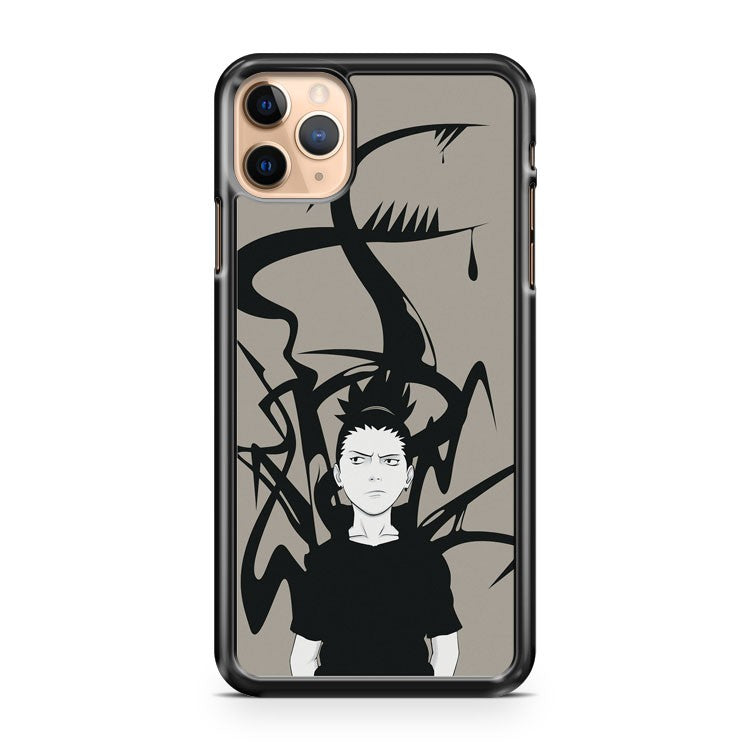Shikamaru In The Shadow Naruto iPhone 11 Pro Max Case Cover