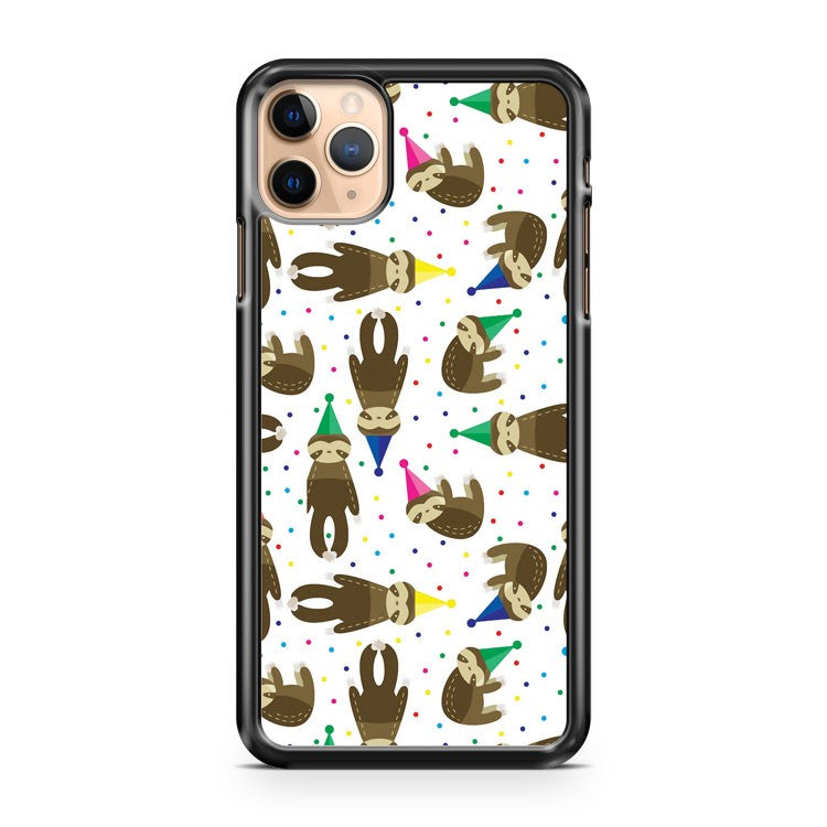 Sloth mania iPhone 11 Pro Max Case Cover