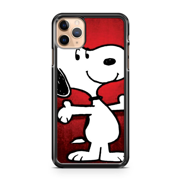 snoopy iPhone 11 Pro Max Case Cover
