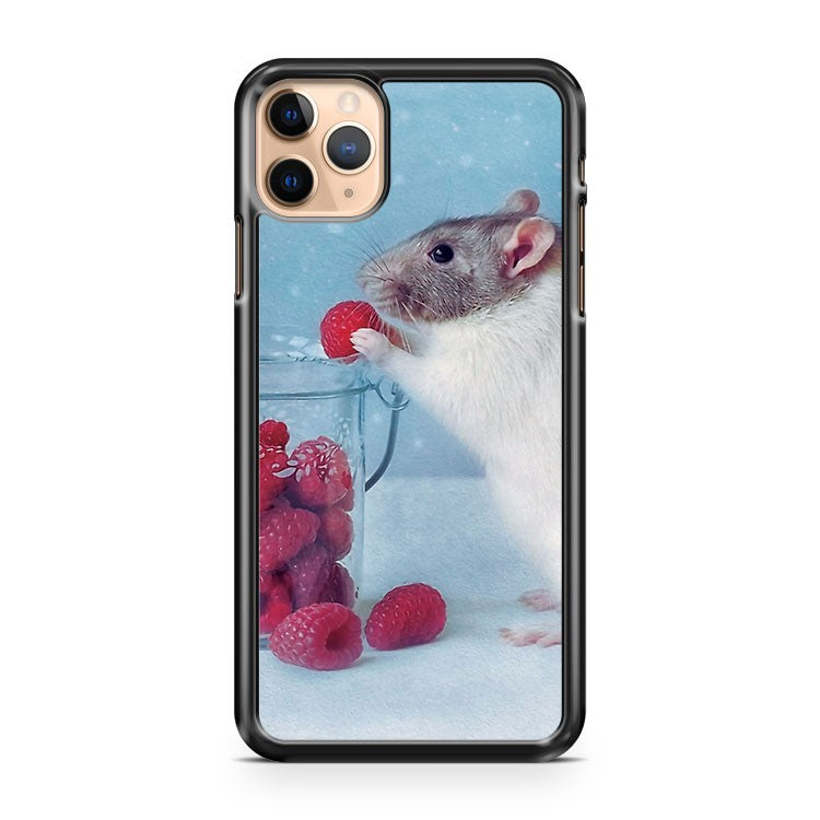 Snoozy always loves his food iPhone 11 Pro Max Case Cover