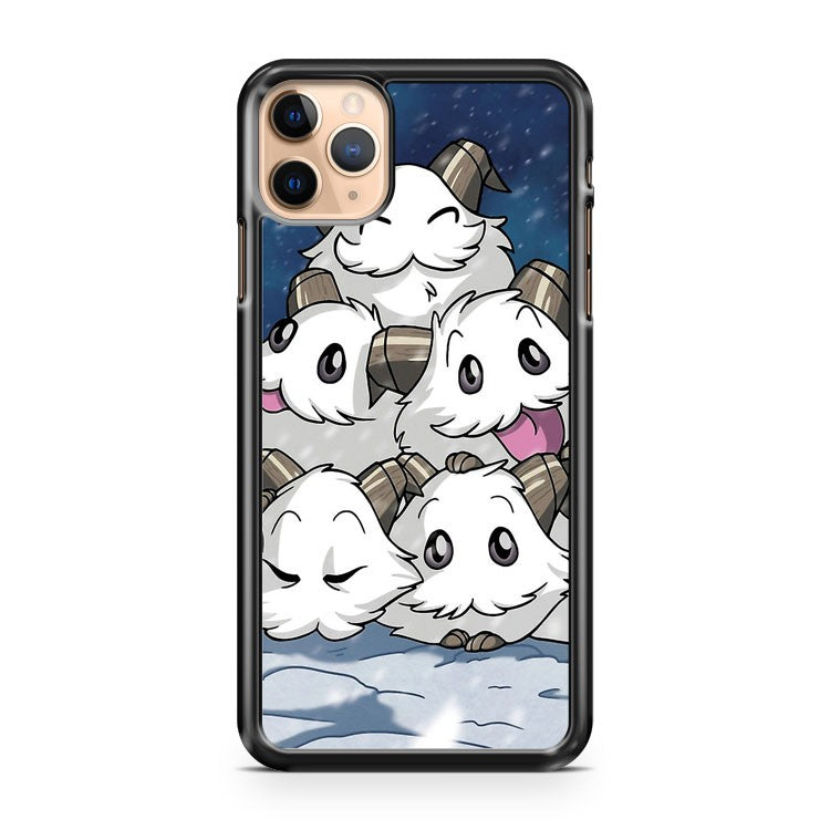 Snowy Poros iPhone 11 Pro Max Case Cover