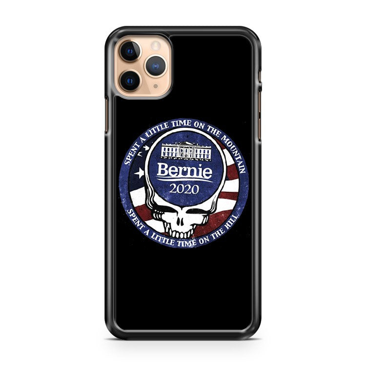 2020 Bernie Sanders The Grateful Dead Burlington Vermont 802 iPhone 11 Pro Max Case Cover | CaseSupplyUSA