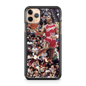 Air Jordan That Michael Jordan 2D iPhone 11 Pro Max Case Cover | CaseSupplyUSA